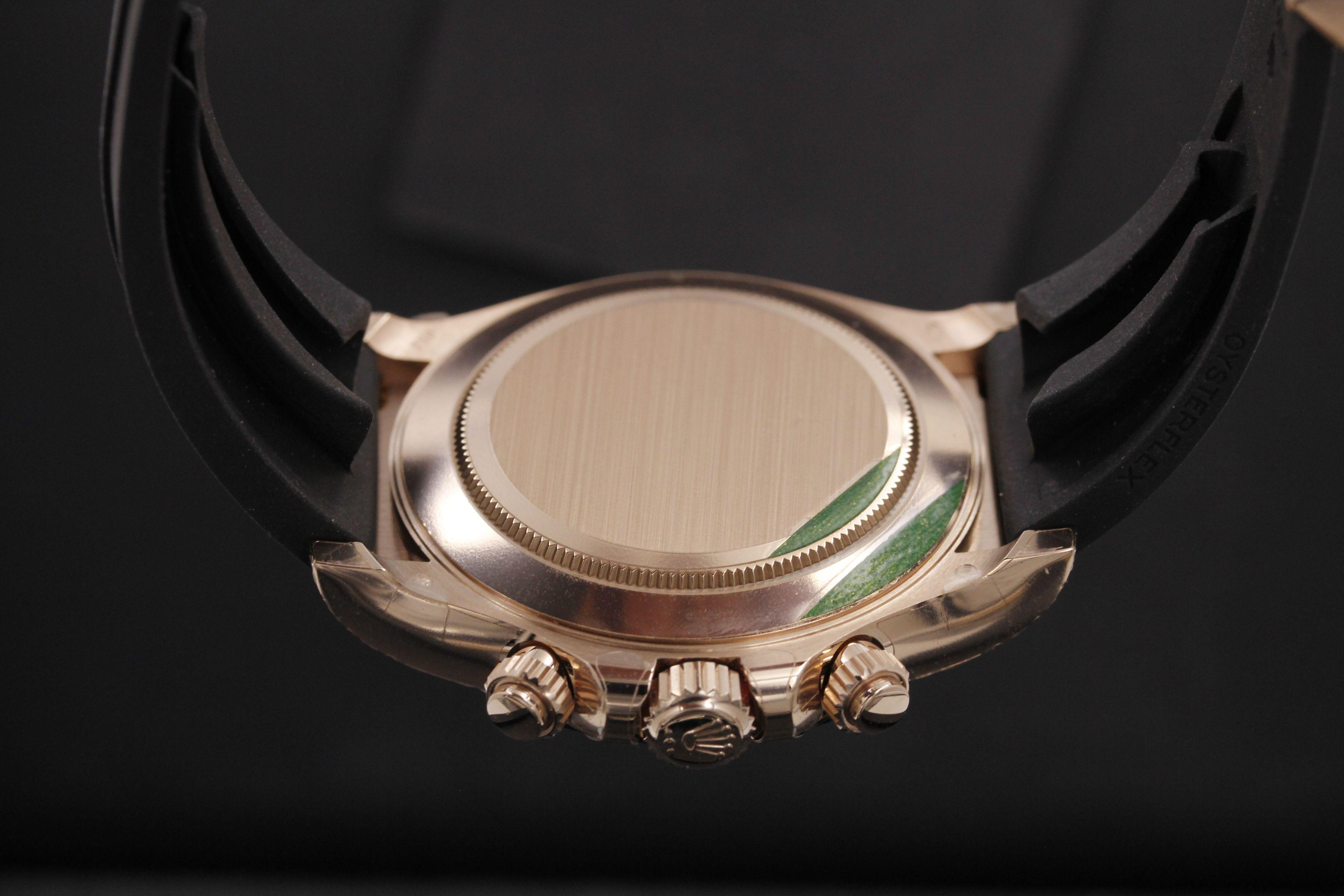 Rolex Daytona 116515 Rose Gold - OCWatchGuy